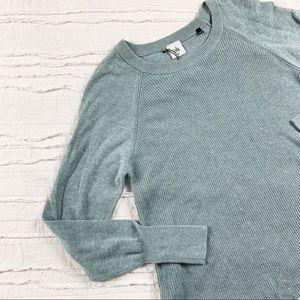 Cabi | NWT blue swing sweater